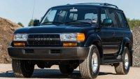 27-годишен Land Cruiser беше продаден за 136 000 долара