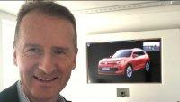 """Шефът на Volkswagen """"случайно"""" показа следващия Tiguan"""