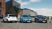 Renault увеличи пробега на Zoe с 30%
