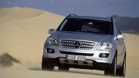 Mercedes-Benz М-Class на старо - струва ли си покупката?