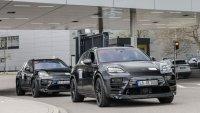 Eлектрическото Porsche Macan ще бие Taycan по пробег