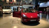 Tesla Model 3 отвя Mercedes, BMW и Audi в Европа