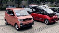 Най-продаваният електромобил в света струва 4000 евро