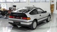 """""""Капсула на времето"""" - продава се идеална Honda CRX от 1990 година"""
