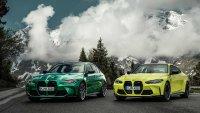 Новите BMW M3 и M4 – повече мощност, радикален дизайн и 4WD