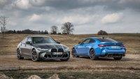 BMW сложи xDrive на новите M3 и M4
