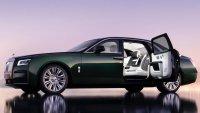 Удълженият Rolls-Royce Ghost получи удобствата на частен самолет