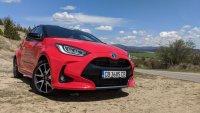 Пълна промяна: тестваме новата Toyota Yaris