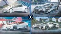 Елате в 2050 година и си изберете нова кола!