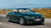 BMW 4-Series стана кабриолет