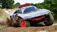 """Audi показа с какво ще участва в """"Дакар 2022"""""""