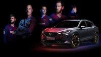 Лео Меси сменя служебното Audi с Cupra
