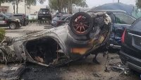 Пишман-пилот с Nissan 350Z опустоши шоурум на Cadillac