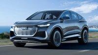 Audi представи ново крос-купе на ток