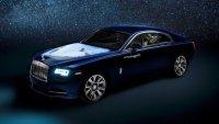 Rolls-Royce Wraith стана арт-продукция, вдъхновена от Земята