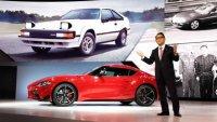 Инвеститори в Toyota критикуват шефа заради електромобилите
