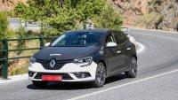Renault тества хибриден Megane
