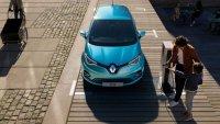 Renault Zoe вече излиза без пари в Германия