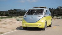 Електрическият миниван на Volkswagen излиза в три различни версии