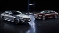 Mercedes-Benz E-Class L - простор като на Mayabch, но с 1,5-литров мотор