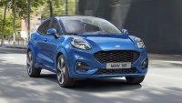 Ford възроди Puma като кросоувър