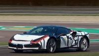 Ferrari подготвя премиерата на малкия си хибрид