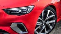 Opel готви нова Insignia – първи снимки