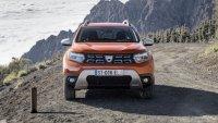 Dacia Duster е номер 1 в България през юли