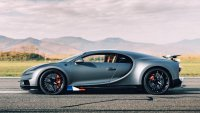 Bugatti представи авиационен Chiron Sport