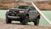 Ford Ranger получи брутален външен вид