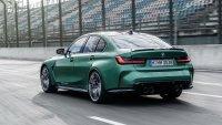 BMW подготвя брутално M3