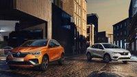 Renault обяви цени на Arkana за Европа