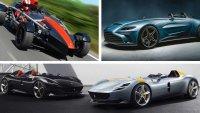 10-те най-забележителни коли без предно стъкло