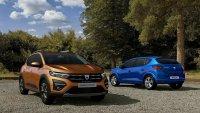 Dacia Sandero е №1 в Европа и за август