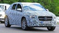 Новият Mercedes GLA идва във Франкфурт