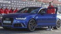 Audi си иска обратно колите на Меси и компания