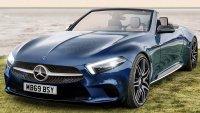 Новият Mercedes-Benz SL се завръща към корените си