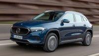 Mercedes пуска на пазара компактен SUV на ток с 4х4