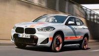 BMW представи бунтарско X2