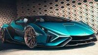 Lamborghini представи най-мощния модел в историята си