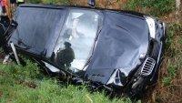 100-годишен Ford потроши BMW X3 в катастрофа