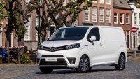 Toyota представи бус на ток с рекордна гаранция на батерията
