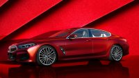 BMW представи 8-Series Gran Coupe за колекционери
