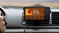 Безплатно устройство за кола от Spotify - но не и за вас