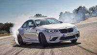 BMW M на ток ще има най-рано през 2025 г.