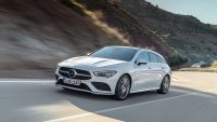 Mercedes-Benz обяви цените на CLA Shooting Brake
