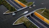 10-те държави с най-много пътища в света
