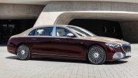 Mercedes-Maybach показа флагмана си без много шум