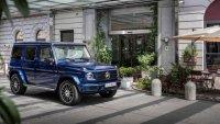 Mercedes-Benz направи юбилейна версия на G-Class