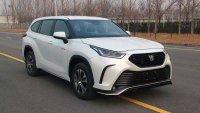 Toyota ще предлага и кросоувър Crown